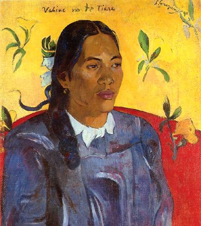 På Glyptoteket pågår Gauguinutställningen till den 31 december