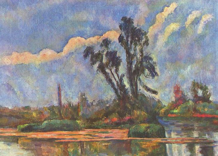 Cezanne malning saldes for rekordpris
