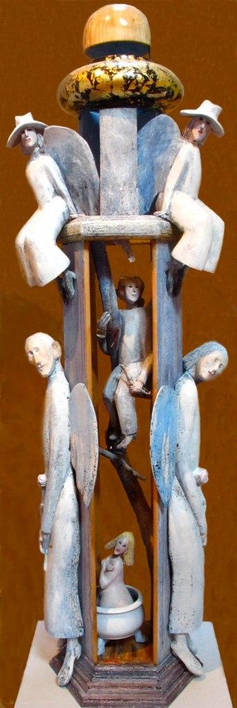 AFrodite, hela skulpturen