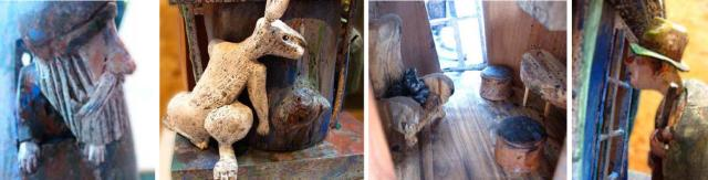 I ett hus 4 bilder