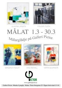 Galleri Pictor 2014