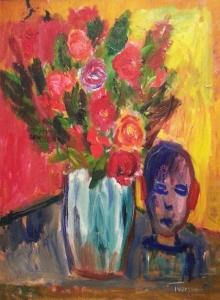Ivarson Blommor och skulptur (33)